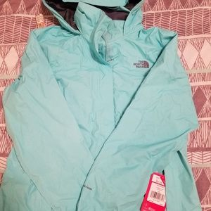 Women size large North Face jacket
